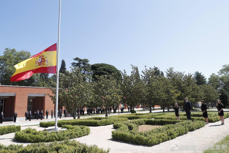 西班牙从今日起开启为期10日的公祭日