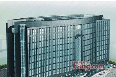2021年4月郑州市黄河南路商圈写字楼市场租赁情况