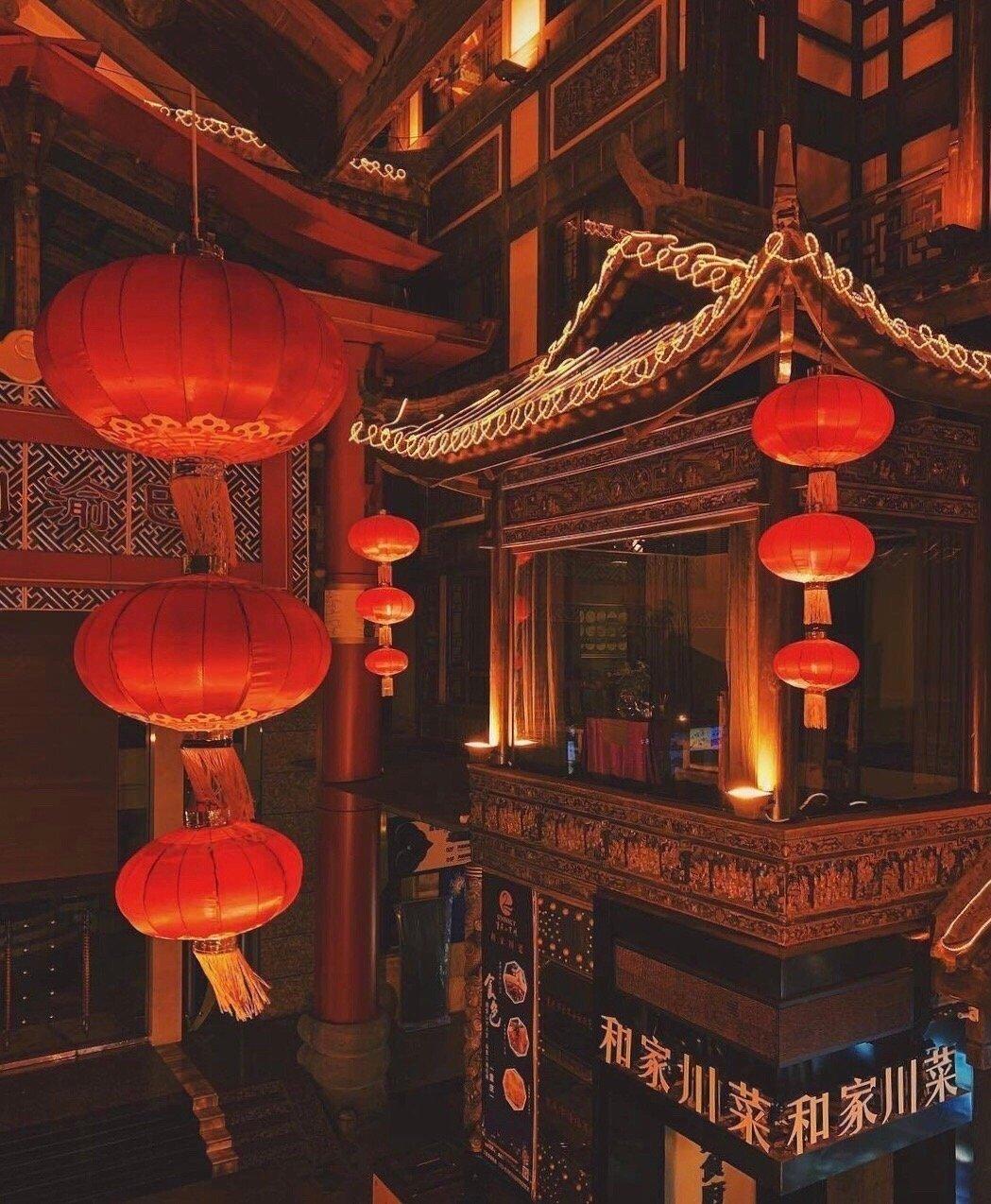 重庆夜景,山水交融,漫天灯火