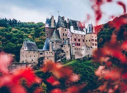 德国Eltz Castle,深山里的中世纪古堡!