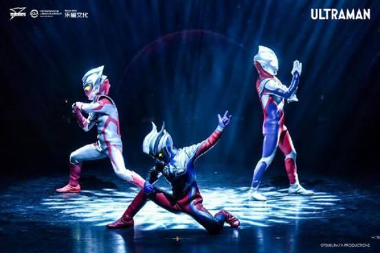 奥特曼系列舞台剧《奥特传奇之英雄归来》 中国巡演大幕正式开启