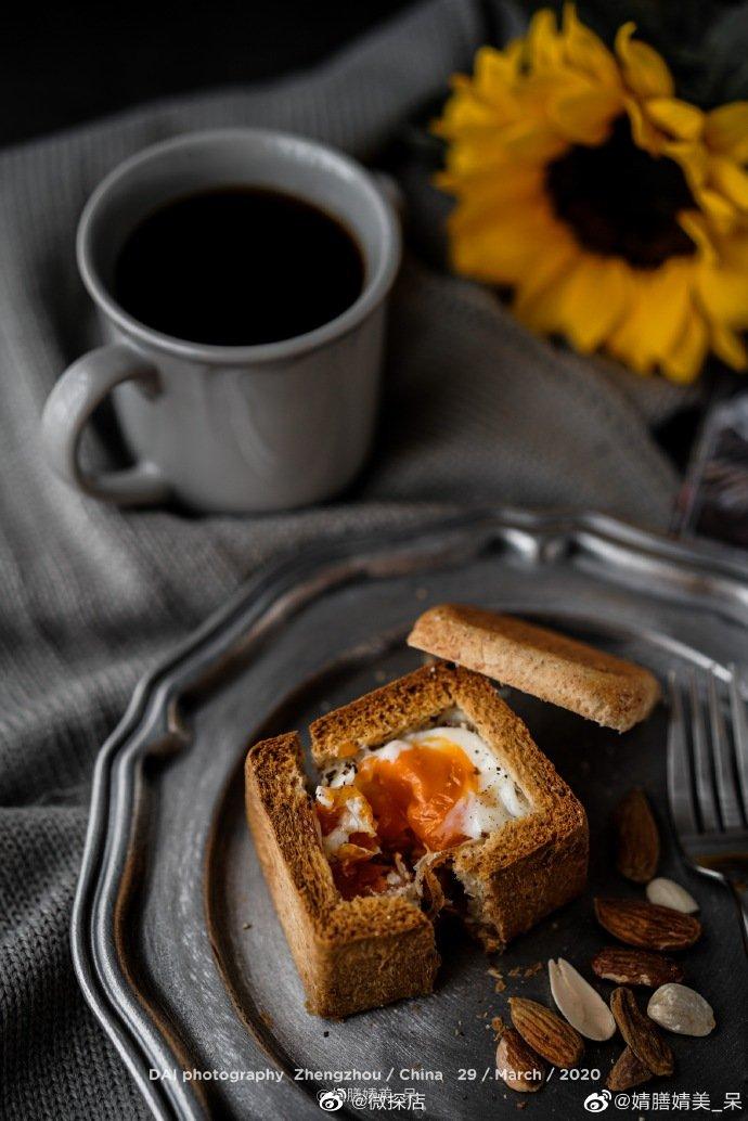 今天的早餐分享来自@婧膳婧美_呆