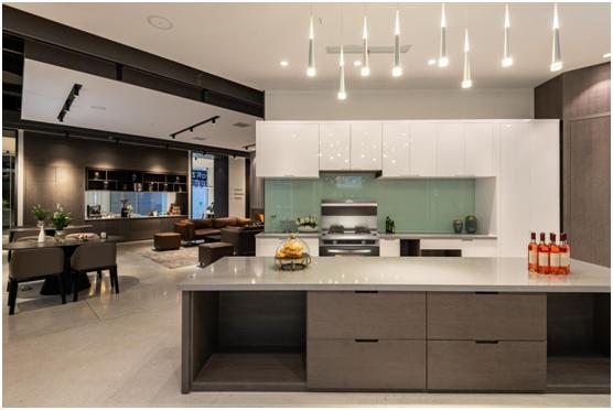 YORK约克厨卫:开放式厨房,让烹饪成为家人交流的一种方式