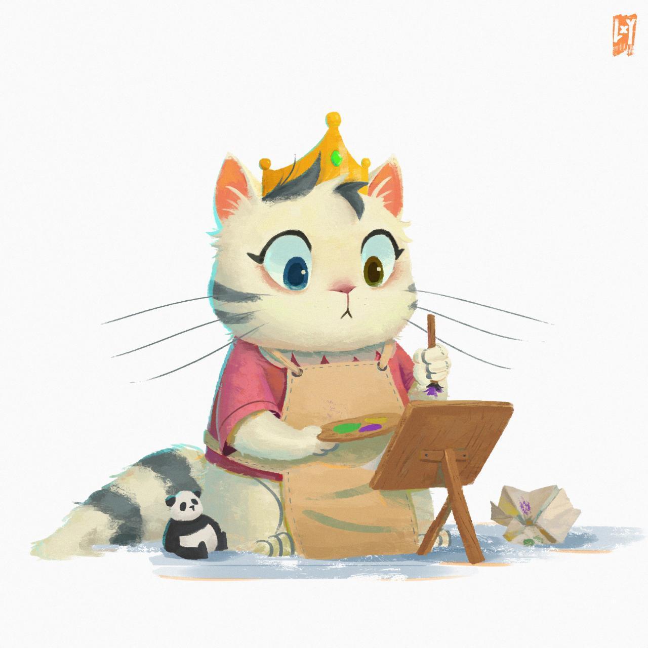 一组小猫咪@廖鑫颖