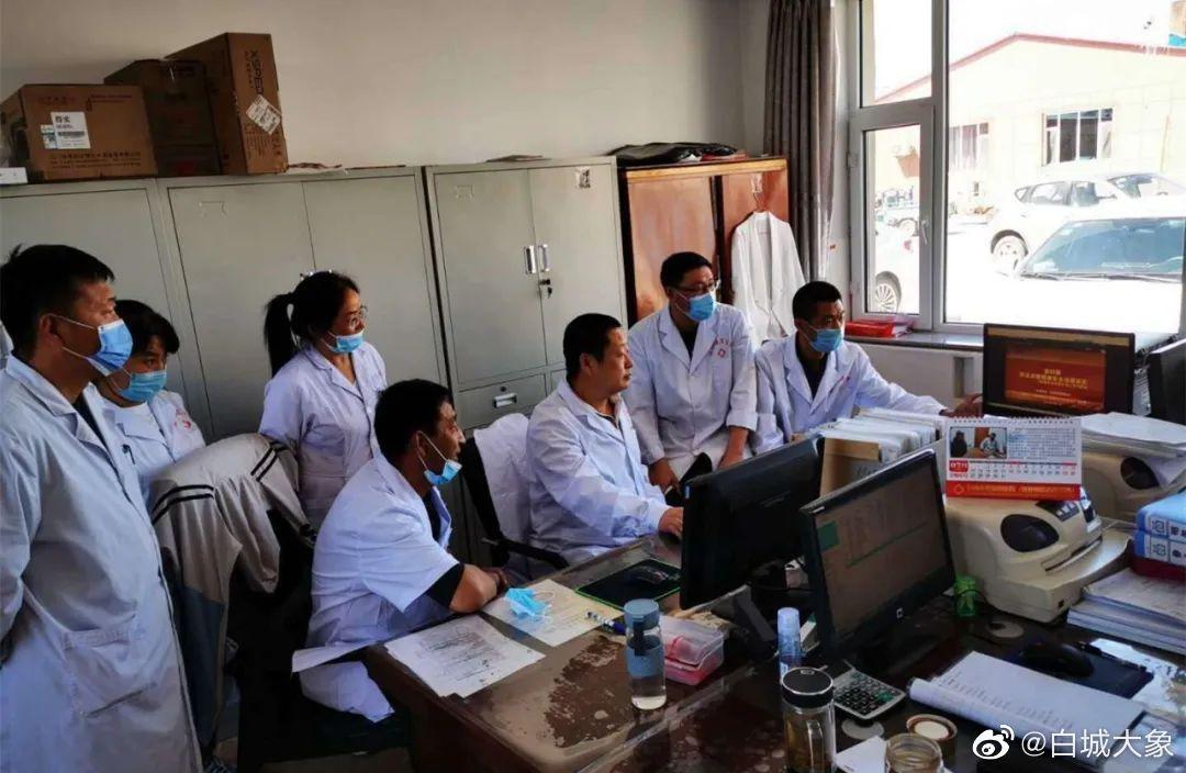 洮北区卫健局组织开展《网络安全法》宣传活动