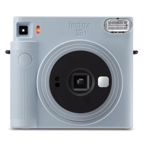 富士即时成像相机Instax SQUARE SQ1外观图曝光