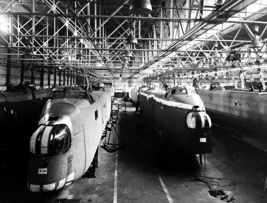 英国肖特兄弟公司罗切斯特工厂,1940年期间