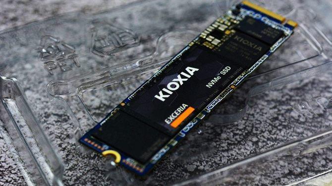 良心升级 KIOXIA铠侠(原东芝存储)SSD评测