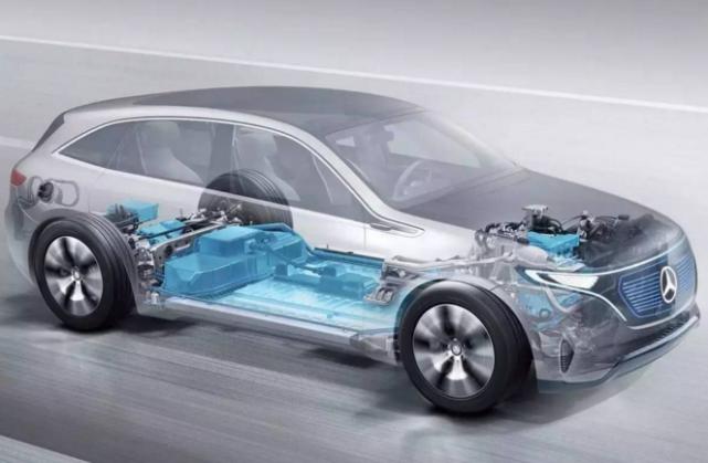 奔驰又注册新型号EQG,电动化布局已开启加速模式