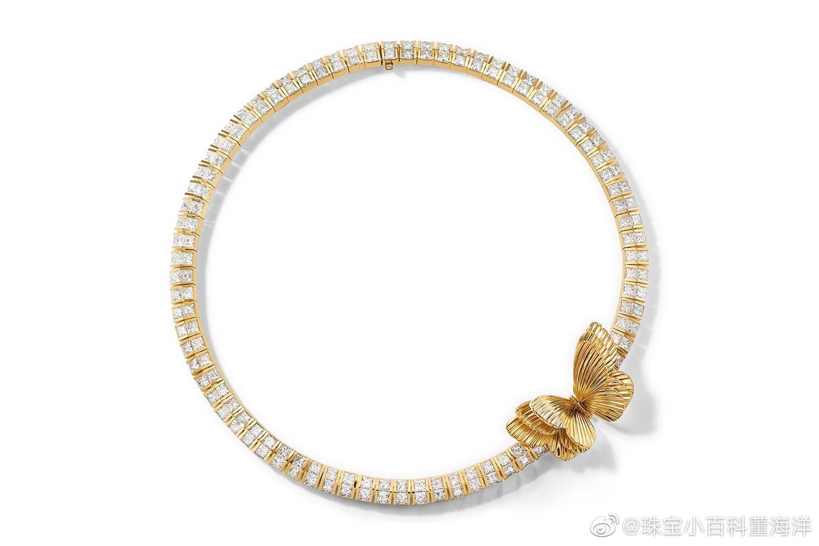 蝴蝶设计是最具女性魅力的动物灵感珠宝主题之一