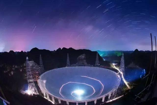 """人类最强的射电望远镜""""天眼"""",真的会暴露地球坐标?"""