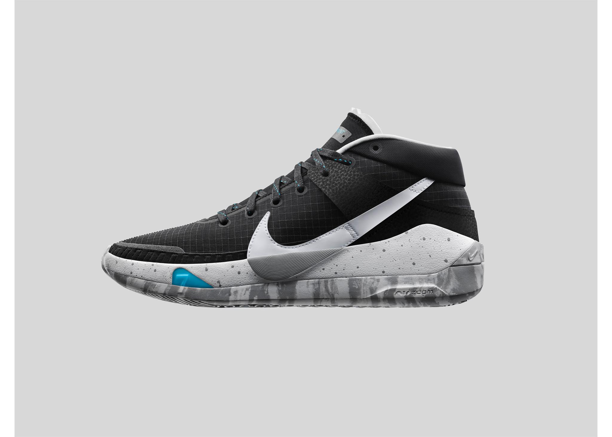 凯文·杜兰特全新签名战靴NikeKD13释出!