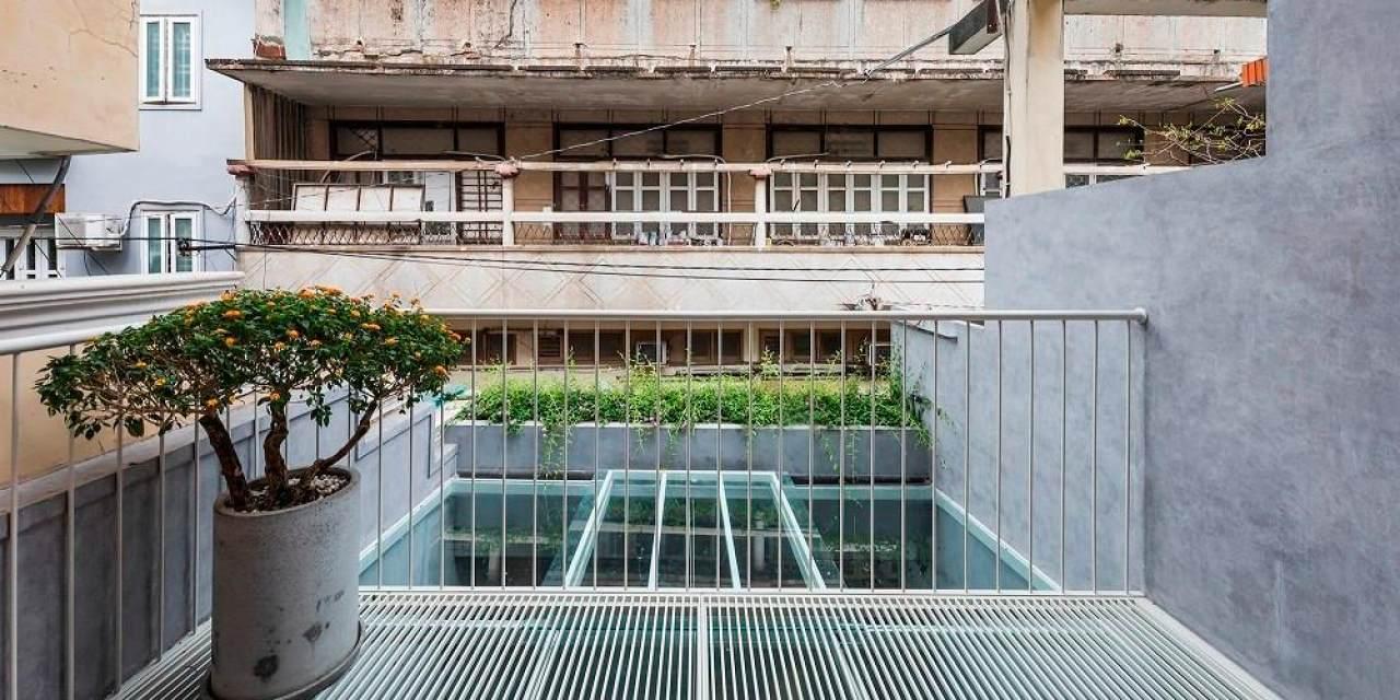 胡志明市第四区住宅,越南