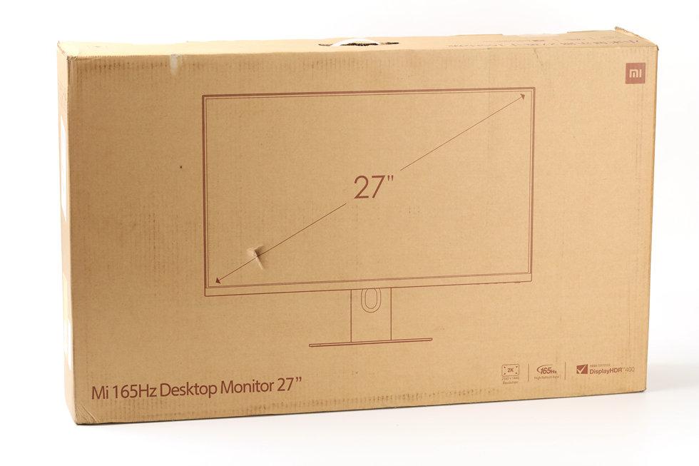 小米显示器 27英寸 165Hz版 评测  最后一张图里的总结和推荐奖足够给