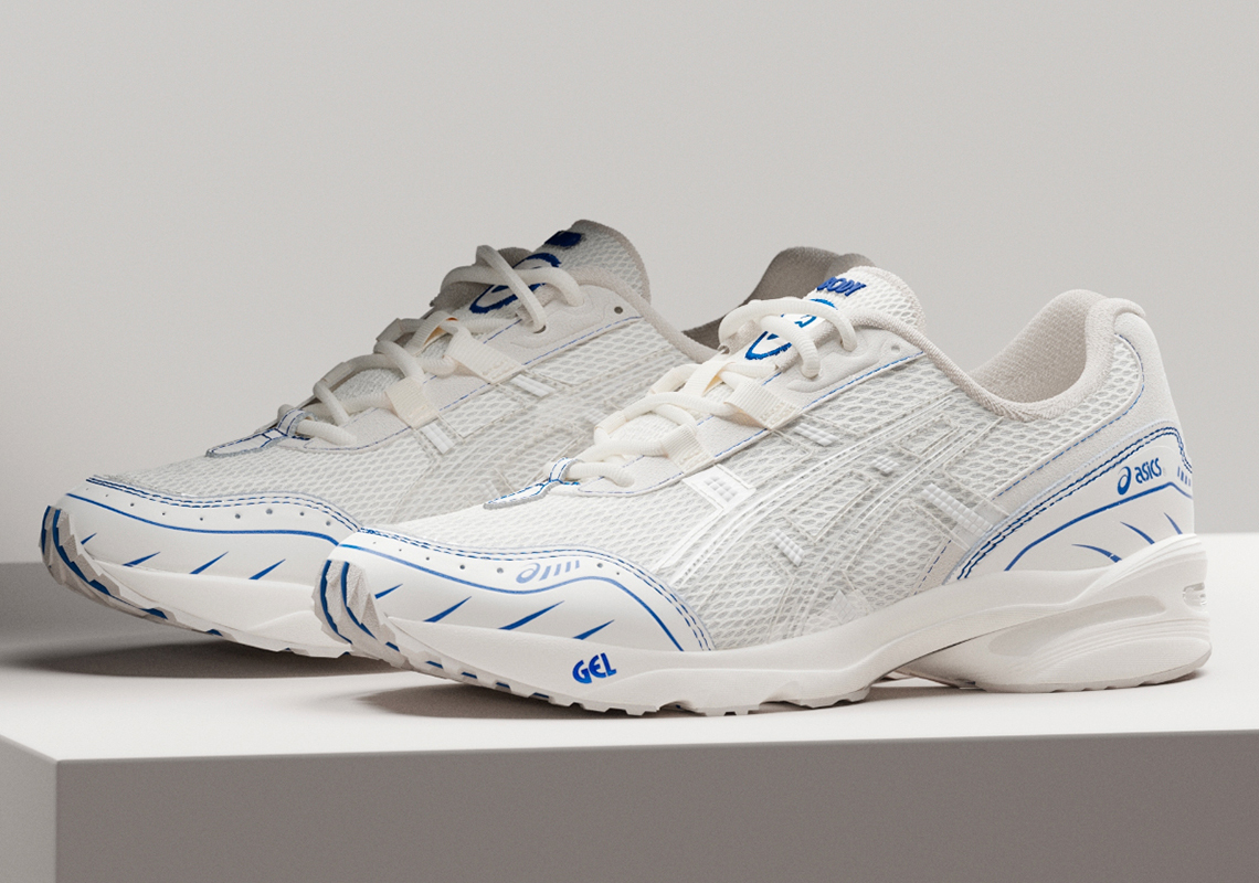 Above The Clouds x ASICS GEL-1090简约素雅,复古穿搭