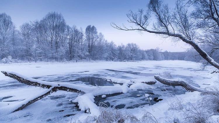 中国冷极——根河不冻河的记忆