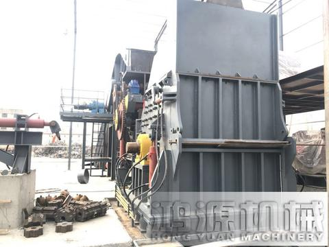 废钢破碎机液压系统维护