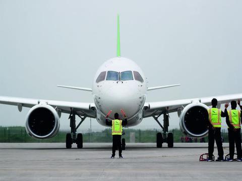 C919将赴加拿大,做自然结冰测试,两型国产客机异国比翼双飞