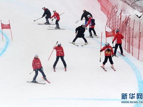 延庆赛区测试活动顺利结束 北京冬残奥运会赛事保障有力!
