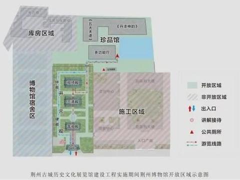 @荆州市民,这两个地方将暂停开放