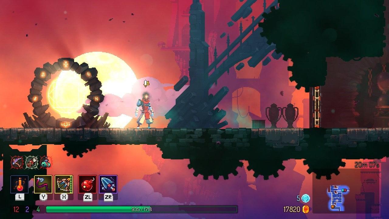 开发商Motion Twin宣布,《死亡细胞》将于6月3日登陆安卓平台