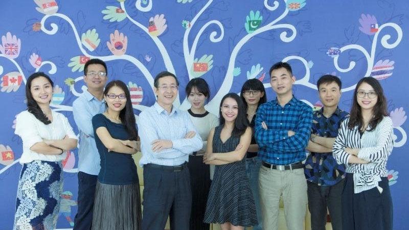 媒体与传播学院全英文教学团队:服务国家发展战略 培养知华友华人才