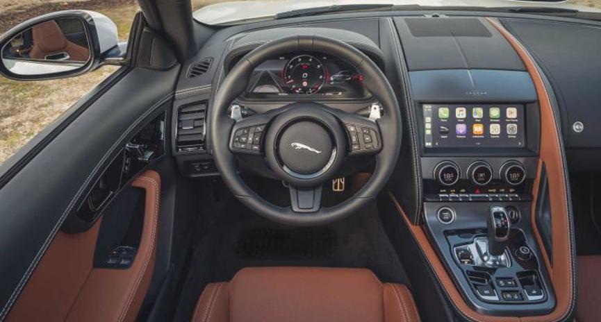捷豹发布顶级跑车,5.0T V8带四驱,网友:性价比完爆保时捷718