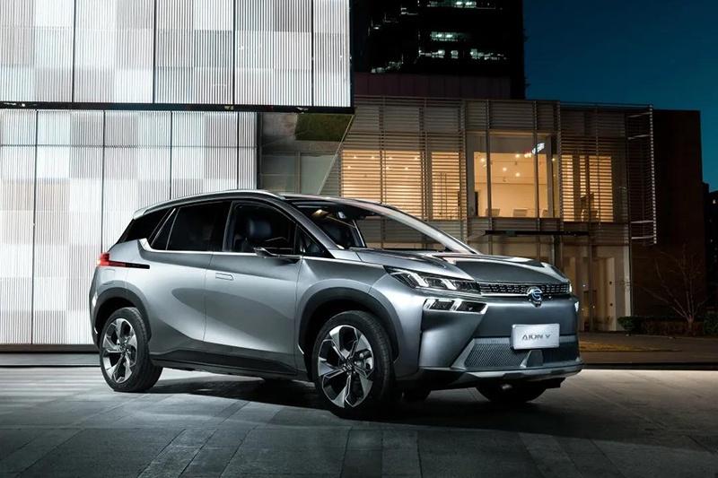 广汽新能源Aion V打头阵 6月这几款新能源车将上市-新浪汽车