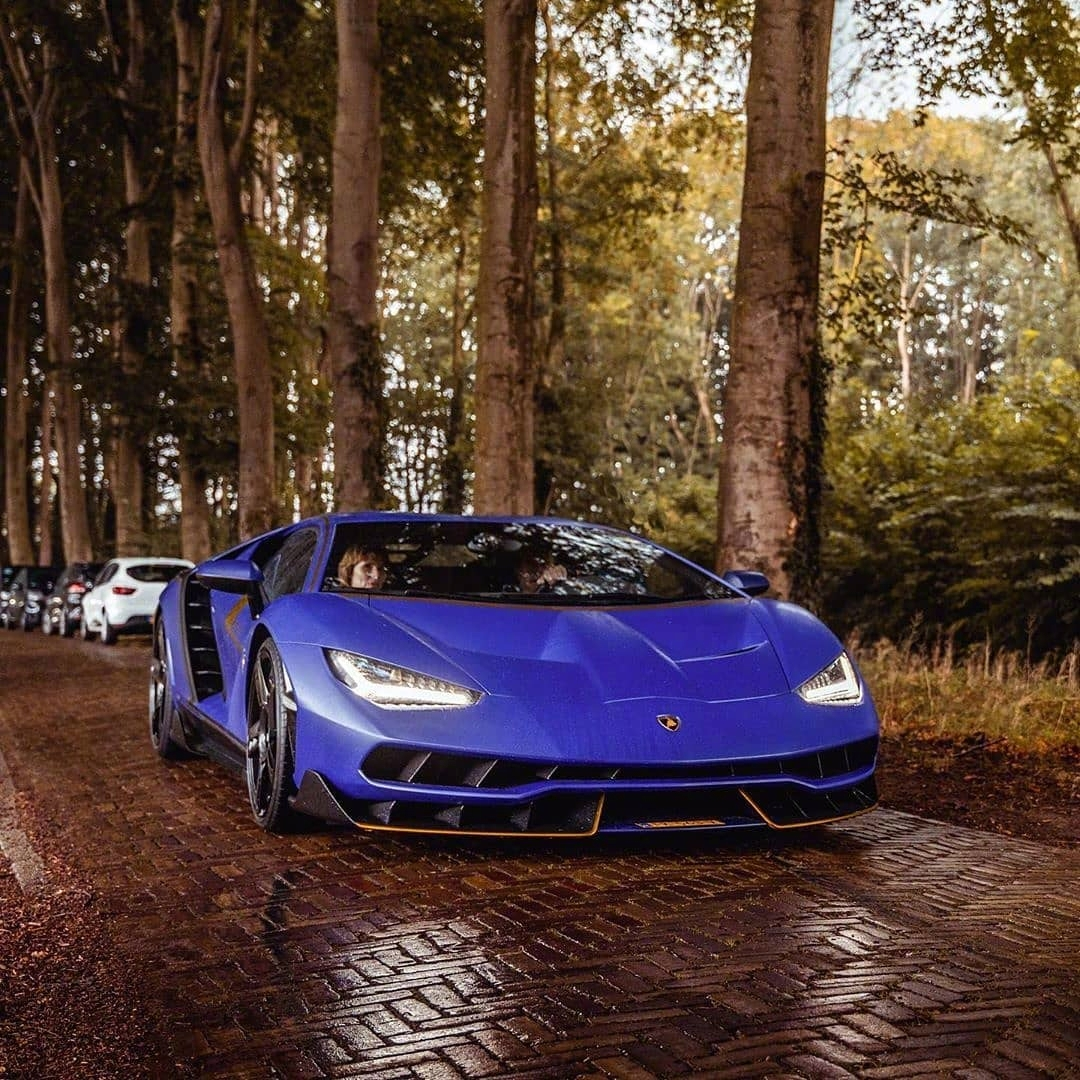 兰博基尼Lamborghini Centenario 百年纪念牛