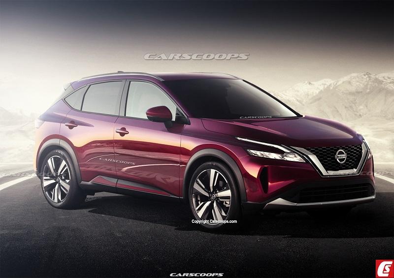 全新日产逍客最新消息曝光 新增新能源车型 或将于明年亮相