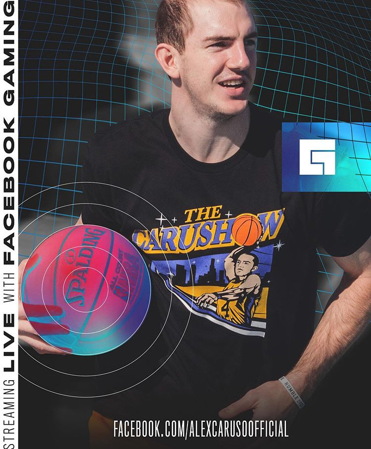 湖人队卡鲁索晒出一款个人品牌连帽衫:卡鲁秀2.0系列已经上线