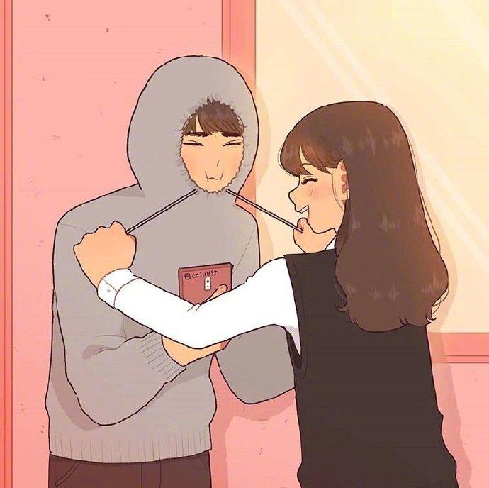 别着急啦,甜甜的恋爱马上就轮到你了。