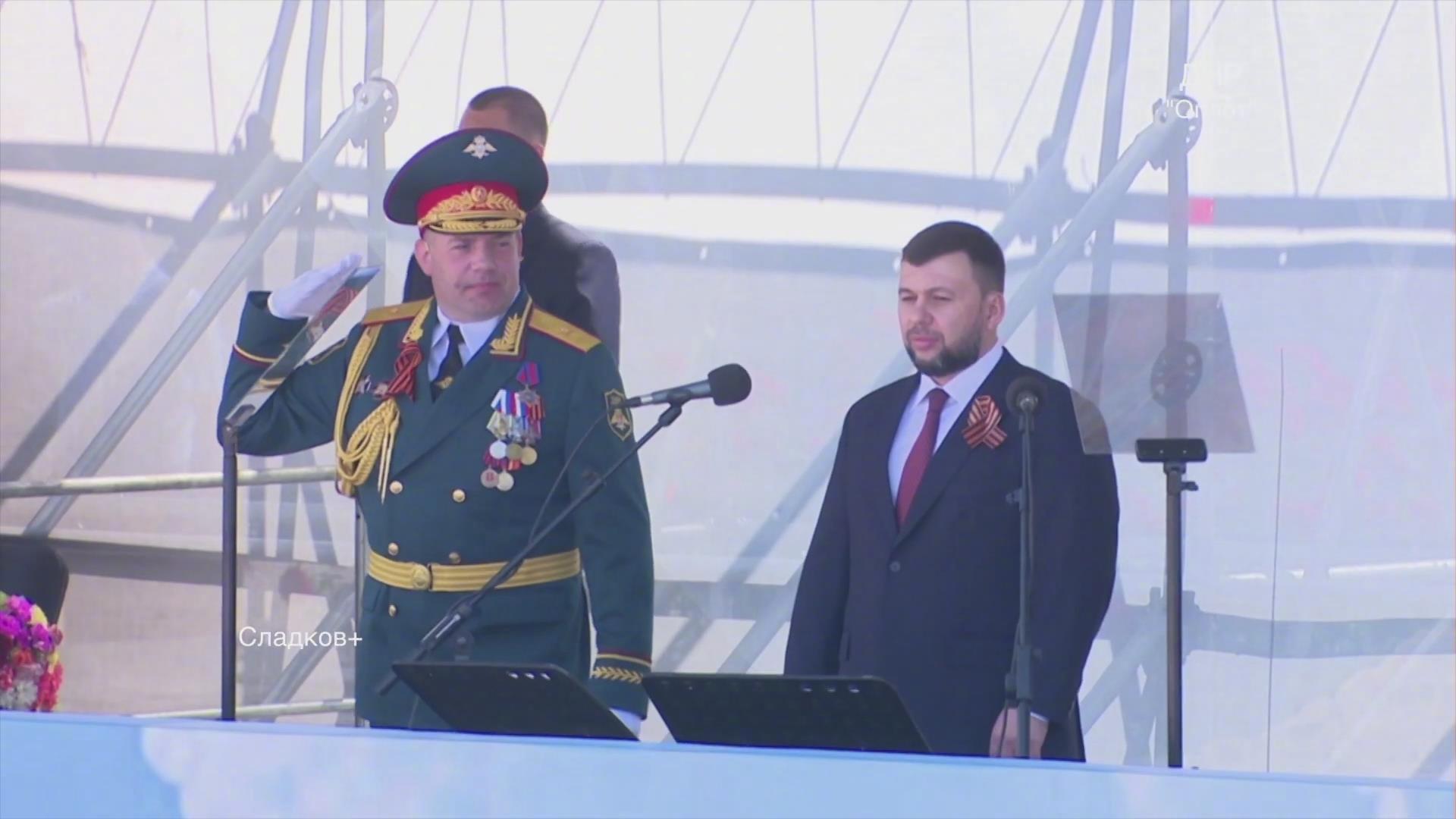 乌克兰外交部称在克里米亚、顿涅茨克和卢甘斯克举行胜利日阅兵是挑衅