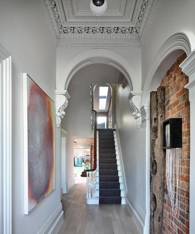 200㎡的红砖房,现代元素中携带这古朴,效果反而高级又时尚