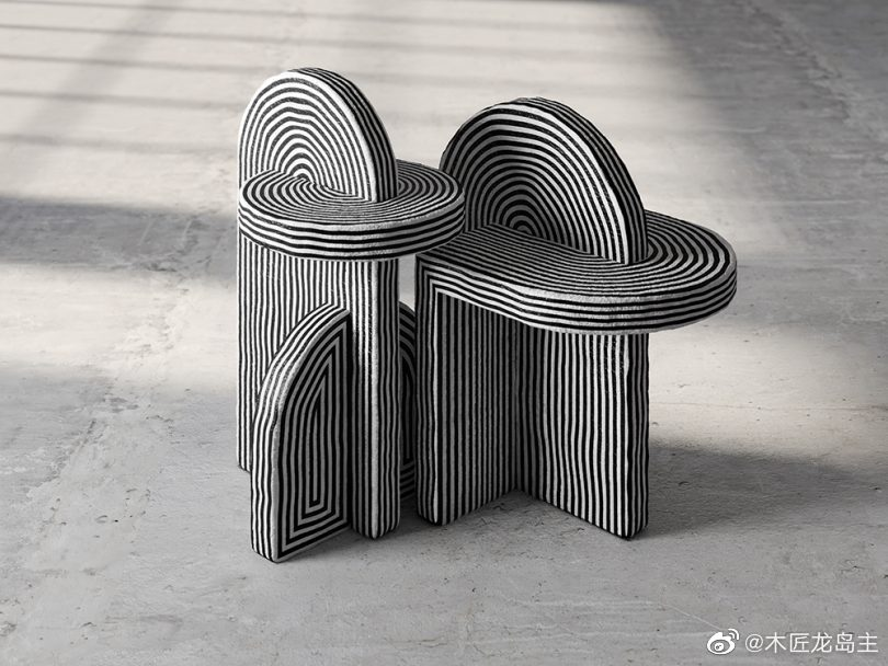 黎巴嫩室内建筑师和产品设计师Richard Yasmine 一直在寻求融合其文化