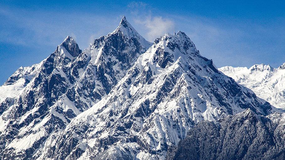 中国的未登峰天堂在哪里?
