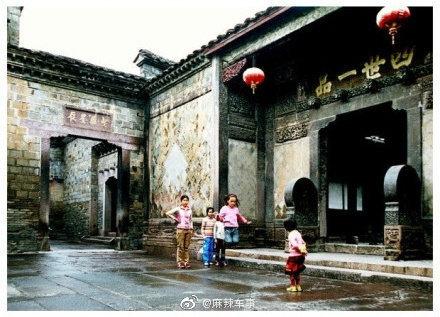 正在逐步消失的中国建筑文化…