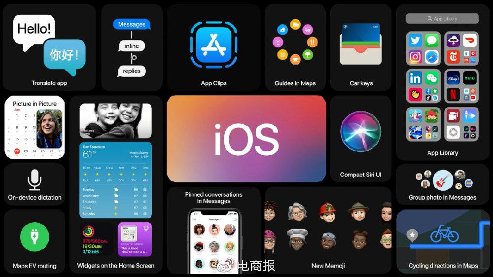 苹果这场发布会没有新品,一样炸翻全网!