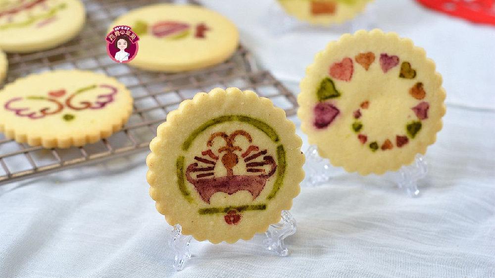 最爱的一款淡奶油饼干,只需4种材料,口感酥松入口即化倍儿好吃