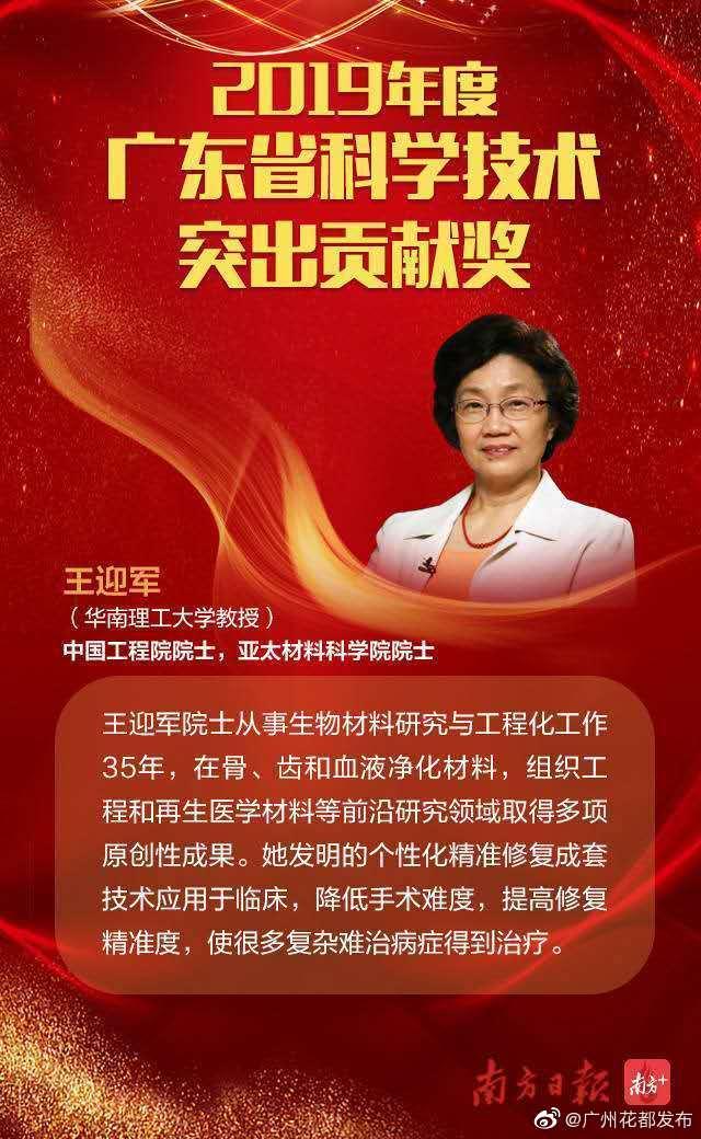 领跑全省!广州136项(人)科技成果获省科学技术奖