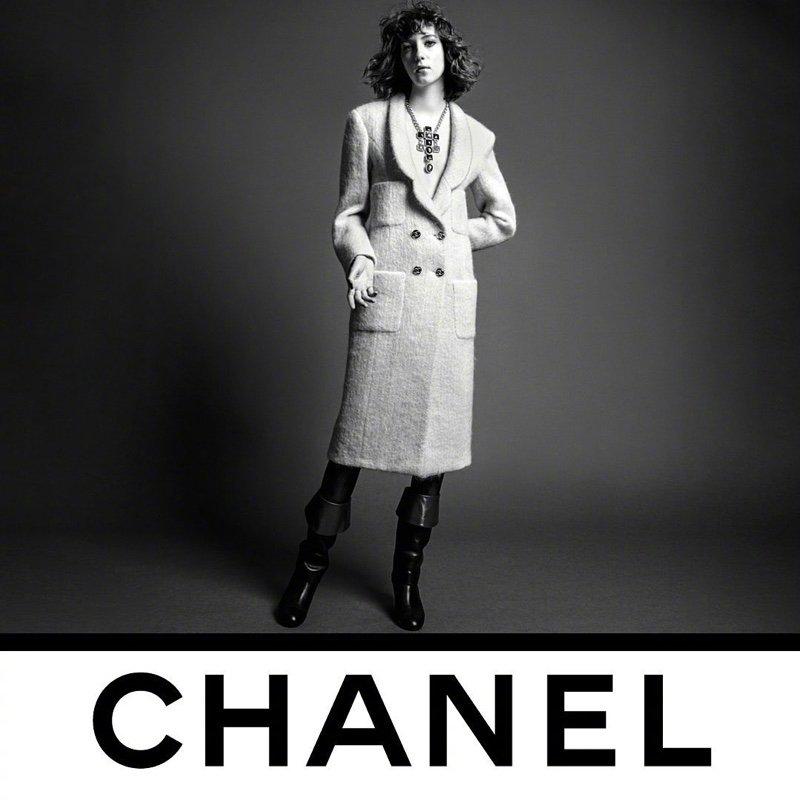 香奈儿Chanel 2020秋冬广告大片