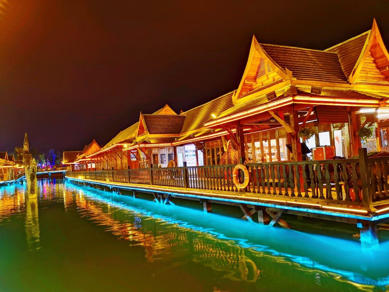 云南,景洪的六国水上市场,我们难以忘怀的青春环游记