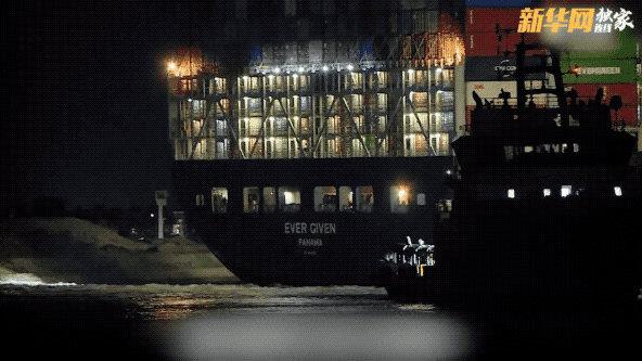 苏伊士运河堵塞 伊朗:别怕,还有我!