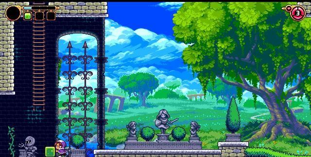 一款十分亲民的类银河战士恶魔城游戏-小柚妹站