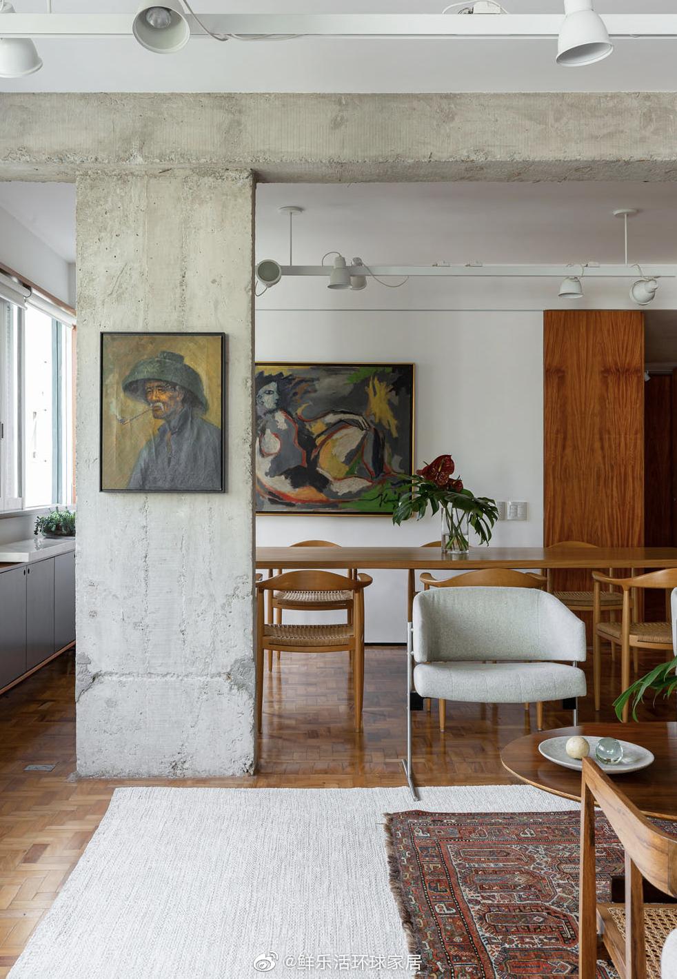 艺术气息,圣保罗公寓