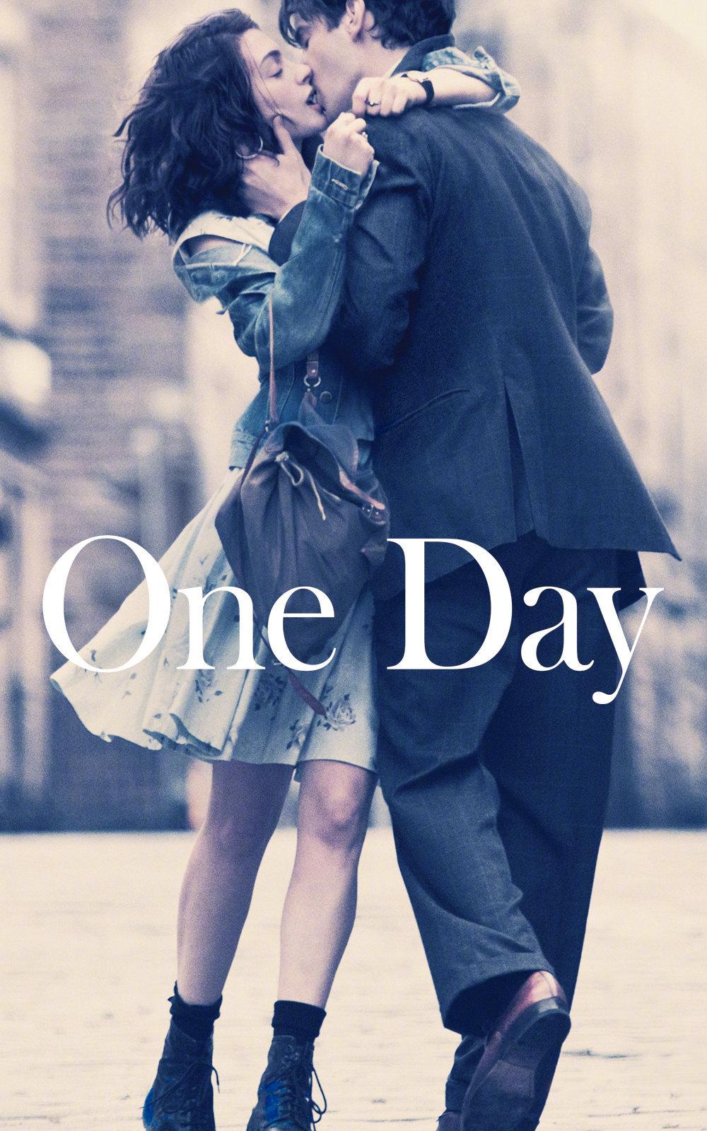 安妮·海瑟薇、吉姆·斯特吉斯主演《一天》,发布韩国版壁纸