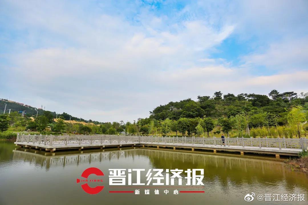 1400多亩!国庆即将开园!晋江最大自然生态公园位于.....