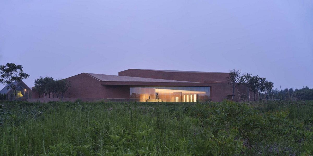 马家浜文化博物馆 / TJAD/曾群建筑研究室一处具有原生态质感的远古