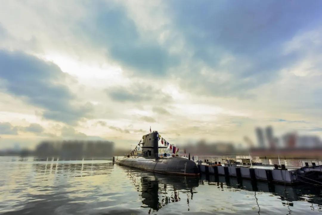 北海舰队的潜艇
