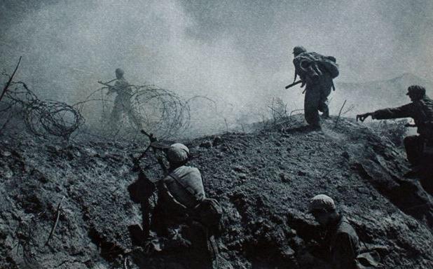 中美两军惨烈一战,指挥员重伤后奇迹般生还,军医连称罕见